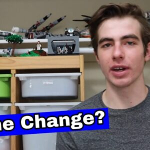 Changing my Channel Name? No More Star Wars MOCs?