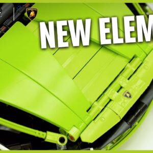 Episode 10 - Creating New Elements | LEGO Technic