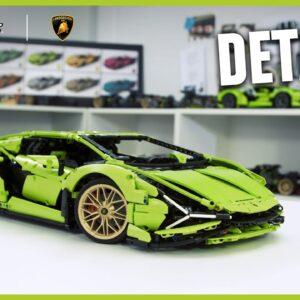 Episode 11 - The Important Details | LEGO Technic