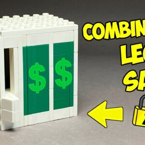 GUESS THE COLOR! How to make a Lego Combo Safe
