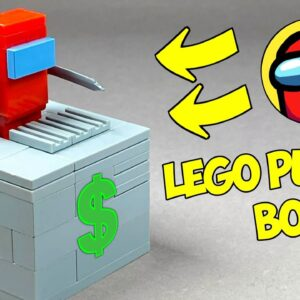 How to make a Lego Among Us Puzzle Box