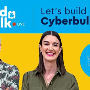 LEGO Live: Let's Build and Talk Cyberbullying!