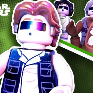 LEGO STAR WARS: Celebrate the Season | Wrapping Up The Falcon