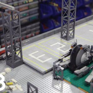 SW Droid Base - Engineering LEGO EP3