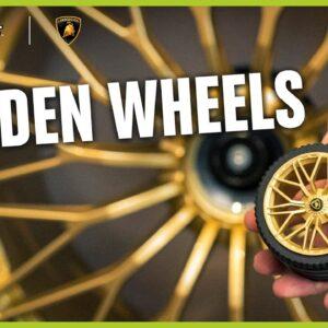 Episode 13 - Golden Wheels | LEGO Technic