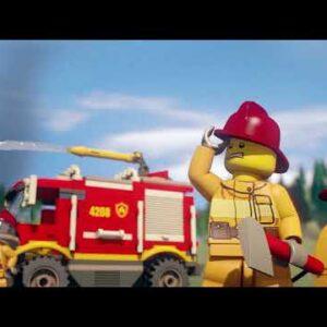 Gold Run | LEGO CITY Mini Movie: Ep 6