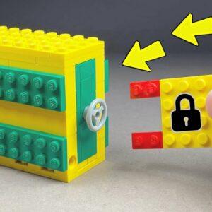 How to make a Lego Money Safe / Lego Tutorial