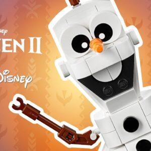 LEGO Disney: Olaf's Top Frozen 2 Moments