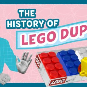 The history of LEGO DUPLO | What makes LEGO DUPLO bricks special?