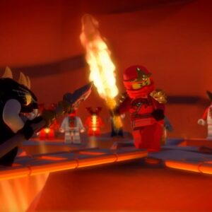 Kai: Always Fighting With Courage | NINJAGO Character Trailer