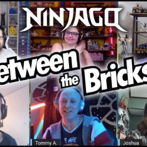 LEGO NINJAGO 10 Year Anniversary Discussion with Between the Bricks