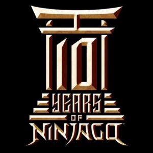 LEGO NINJAGO - Masters of Spinjitzu – 10 Years of Adventure