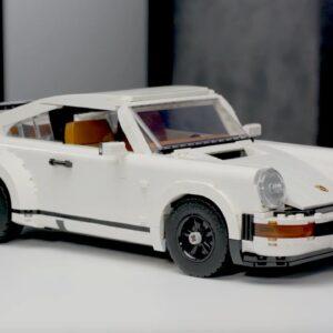 LEGO Porsche 911 Turbo and 911 Targa | LEGO Designer Video 10295