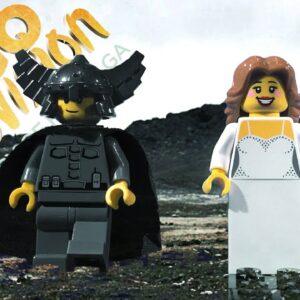 LEGO: Volcano Man (Eurovision - The Story of Fire Saga)