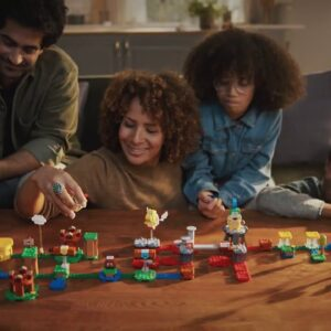 NEW LEGO Super Mario Master Level Maker Set