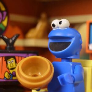 Sesame Street - Brick à Brack stop motion brickfilm