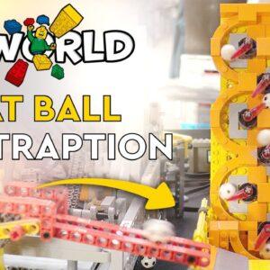 Longest LEGO GBC In The World! Awesome LEGO Ball Run | LEGO World Copenhagen February 2020