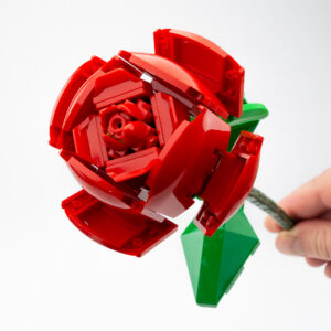 lego 40460 roses review