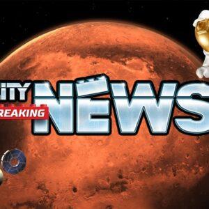 NASA's Perseverance Rover Landing Day