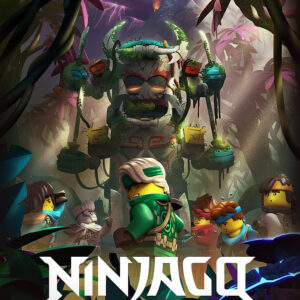 trailer for lego ninjago season 14 the island