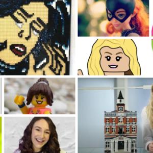 50 female lego designers creatives and content creators you should follow