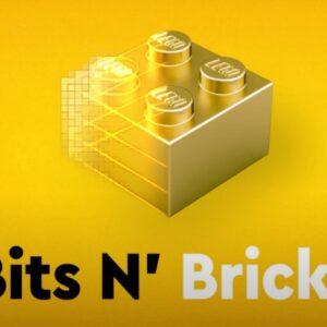 bits n bricks podcast brings the beats with new lego vidiyo episode