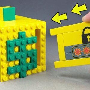 How to make a LEGO Card Safe - ATM
