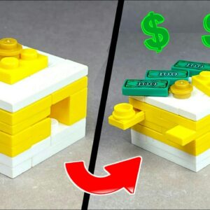 How to make a Lego Puzzle Box | Easy Tutorial