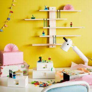 new lego ikea bygglek product turns up online