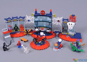 review 76175 attack on the spider lair