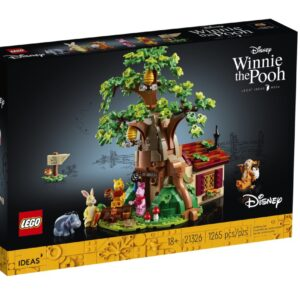 review lego 21326 winnie the pooh