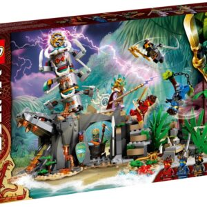 review lego ninjago 71747 the keepers village