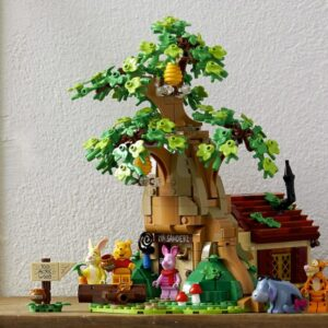 the lego 21326 winnie the pooh ideas set is as sweet as hunny