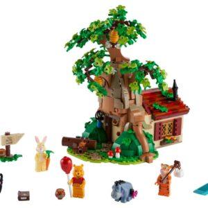 watch lego ideas winnie the pooh 21326 designer video
