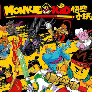 2021 lego monkie kid sets review part 2