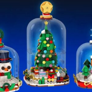 a winter wonderland might be the next lego ideas set