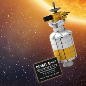 after massive delays lego vip ulysses space probe sells out in record time in australia