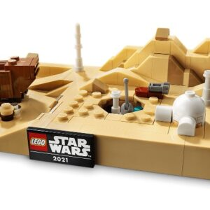 first look at lego star wars 40451 tatooine homestead may the fourth promo