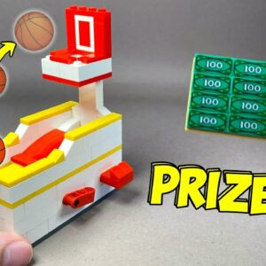 How to make a Lego Basketball | Arcade Machine