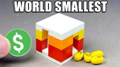 How to make a Lego Candy Machines
