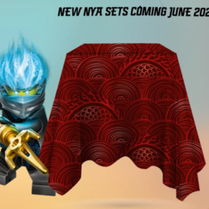 is this the release date of the lego ninjago seabound sets