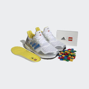 lego adidas ultraboost dna sneakers are coming in april 2021
