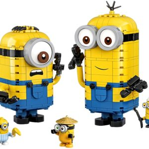 lego brickheadz minions sets review