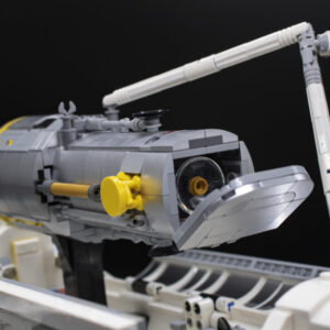 lego considered combining several space shuttles into one for 10283 nasa space shuttle discovery
