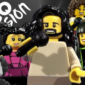 LEGO: Eurovision - All Winners (1956 - 2019)