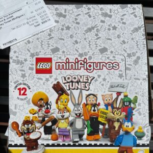lego looney tunes collectible minifigures 71030 confirmed