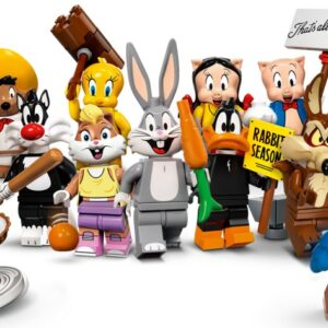 lego looney tunes collectible minifigures 71030 now listed at lego shophome