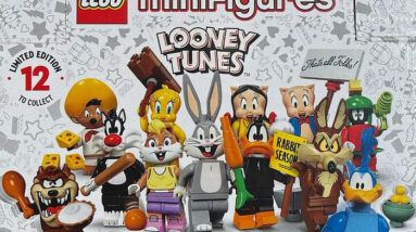 lego looney tunes collectible minifigures coming
