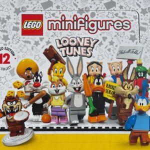 lego looney tunes minifigures are coming soon meep meep