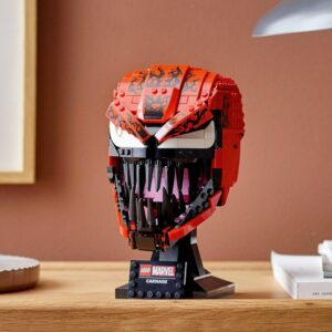 lego marvel 76199 carnage available with mystery introductory offer at zavvi